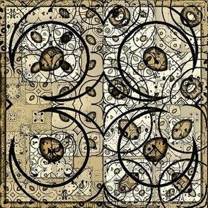 Steampunk Tiles
