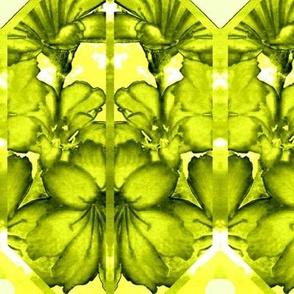 Green Lilies