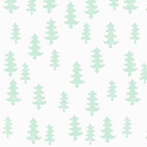 Mint trees