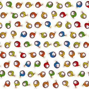 Rainbow Bombs