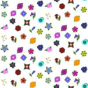 Floral Bouquet Ditsy