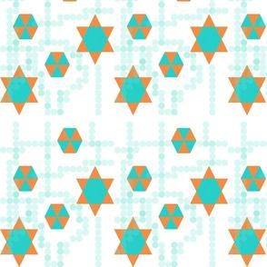 Stars and pixels