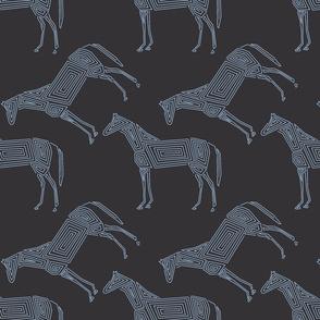 Geometric Horses