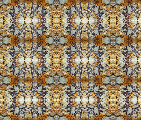 Fieldstone Silty Sandstone  fabric by lisaverploeghdesign on Spoonflower - custom fabric