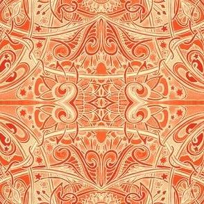 Orange Zest Nouveau