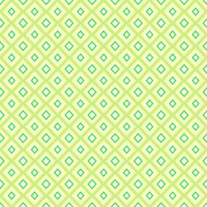 Diamonds in Lime