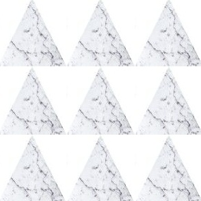 Marble triangle