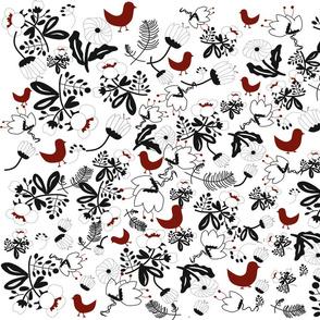 flowerandbirds