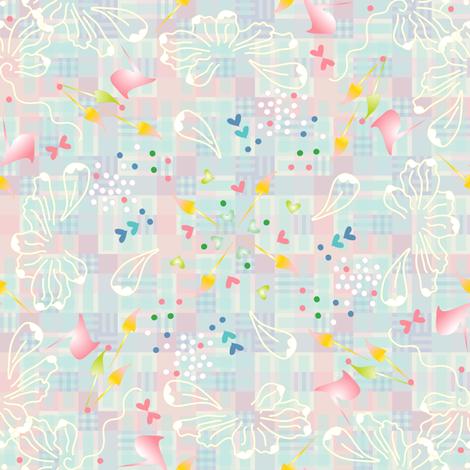 Gossamer's Pique-Nique fabric by lisa_rivas on Spoonflower - custom fabric