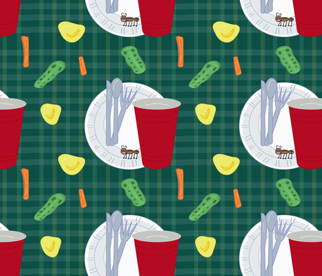 picnic41 fabric by chovy on Spoonflower - custom fabric