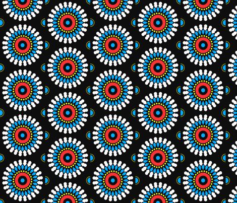Africa fabric by karapeters on Spoonflower - custom fabric
