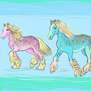 Gipsy Horses