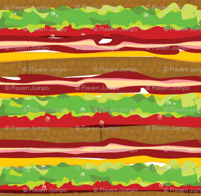 Sandwich Stripes