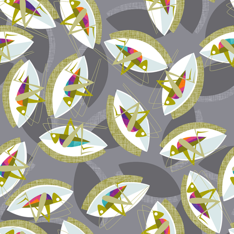 Hop fabric by spellstone on Spoonflower - custom fabric
