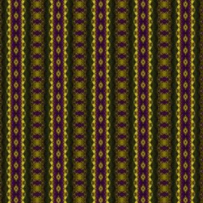 Geometric 0946 k2 sharp r1 purple yellow