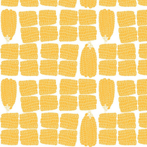 Picnic yellow corn
