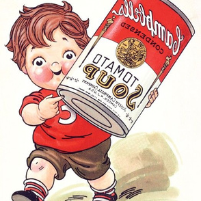 Campbell Soup Kid