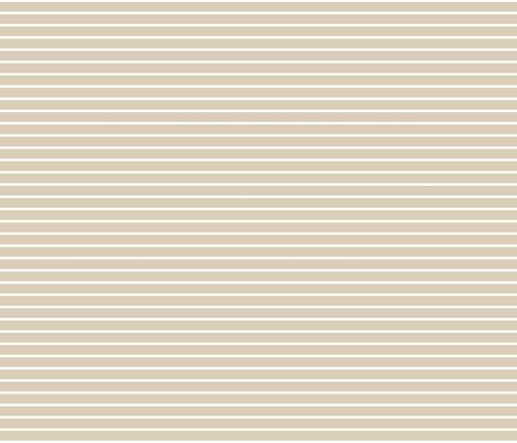 Greige Pinstripe fabric by mrshervi on Spoonflower - custom fabric