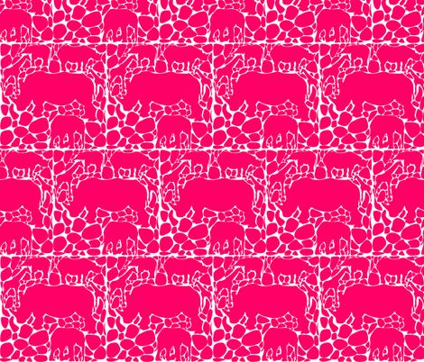 Take Me On Safari fabric by sararhode on Spoonflower - custom fabric