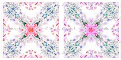 Tissue Tie-Dye Napkins -B