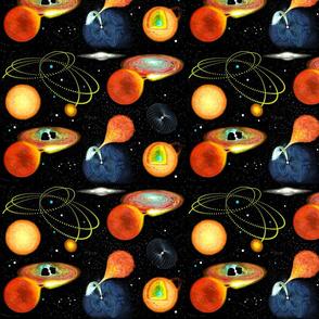 ASTRONOMY montage