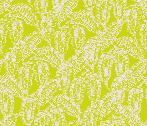 Leaves2 fabric by sofiedesigns on Spoonflower - custom fabric