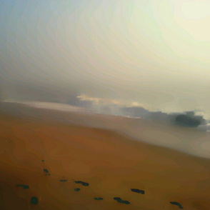 Foggy_Beach_Pillow