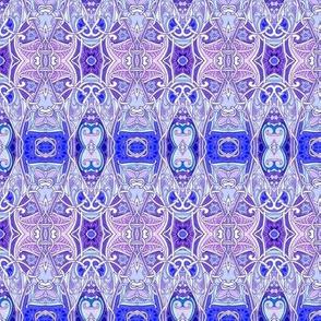 Twisting Lavender