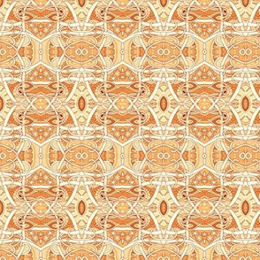 Orange Marmalade Tangle