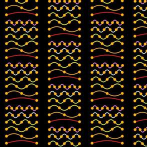 WAVE harmonics thick black