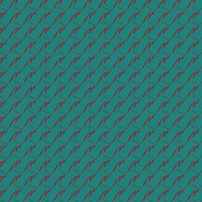 50s Diner Pattern