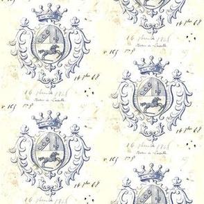 Parchment Crests