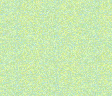leaf yellow fabric by reikahunt on Spoonflower - custom fabric