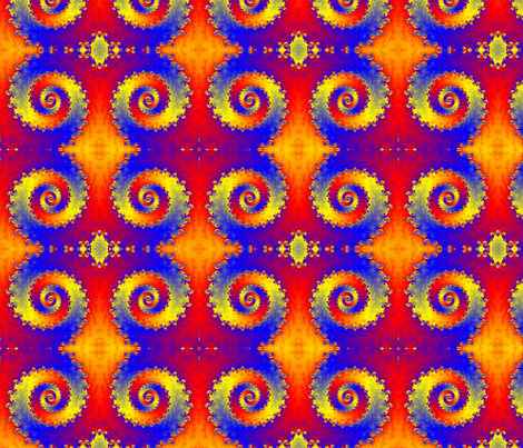 Fractal 01 - Big fabric by will_la_puerta on Spoonflower - custom fabric