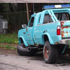 Truckin' Issue