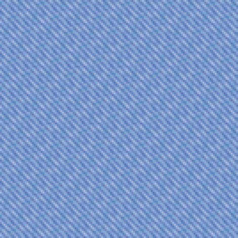 pixelated faded denim fabric by weavingmajor on Spoonflower - custom fabric