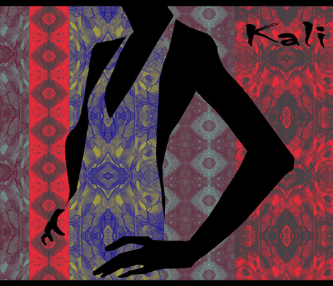 Purple Rorschach