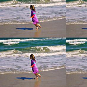 gabrielle running