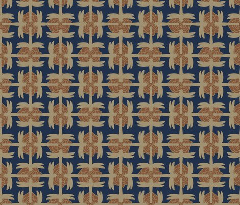 Rrdragonfly_pattern_inverse_blue_gold_shop_preview