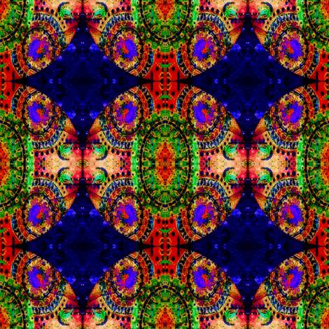 Turkana fabric by loriwierdesigns on Spoonflower - custom fabric
