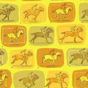 Muybridge Horses 4