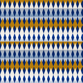 A horse pattern