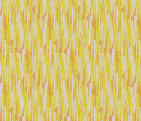 flowing gold sunshine fabric by glimmericks on Spoonflower - custom fabric