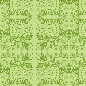 Chantilly in Green