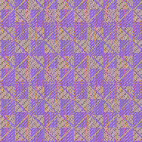 opal contrast tan and lilac fabric by glimmericks on Spoonflower - custom fabric
