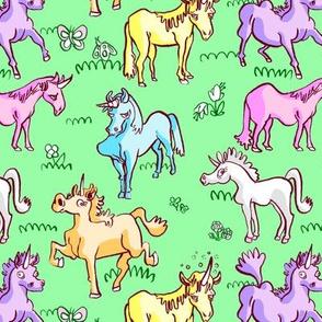 Goofy Unicorns