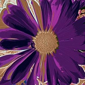 Funky_Purple_Flower_Pillow