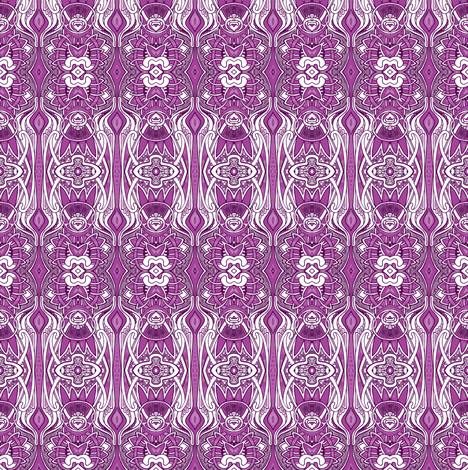 The Last Five Minutes of 1888 fabric by edsel2084 on Spoonflower - custom fabric