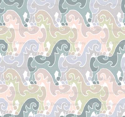 Pretty Prancing Ponies - Natural