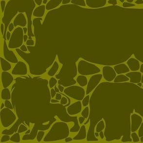 Camo Safari